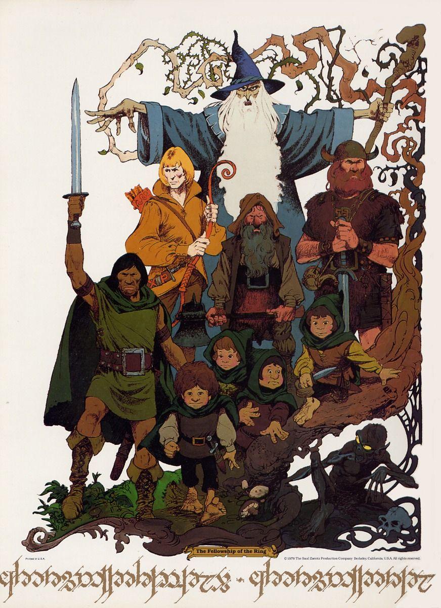 Il Signore degli Anelli 1978 10