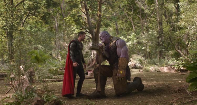 Thanos Kingpin 0
