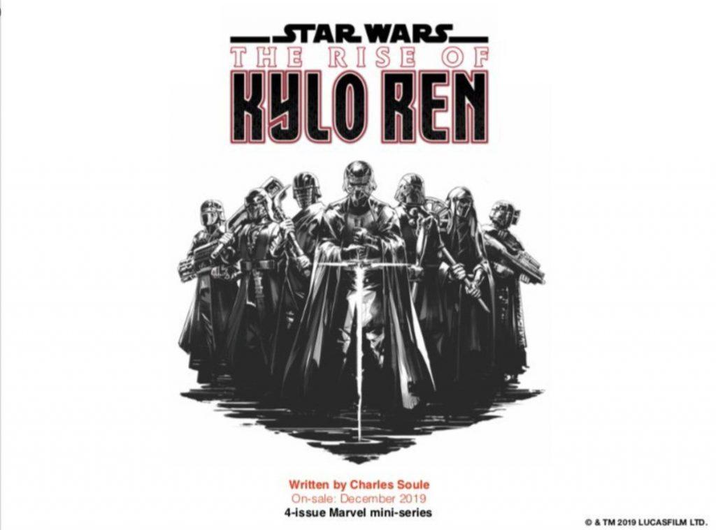 Star Wars Rise of Kylo Ren 01