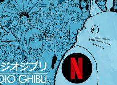 Studio Ghibli: il catalogo su Netflix da febbraio!