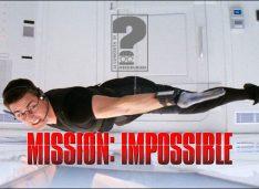 """""""Mission: Impossible"""" compie 25 anni: scopri 10 curiosità sul film!"""